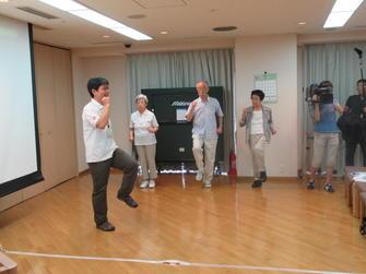 ミズノ株式会社と神奈川県住宅供給公社による健康寿命延伸プロジェクト第1弾 7月21日(金)ウォーキングセミナー開催の画像