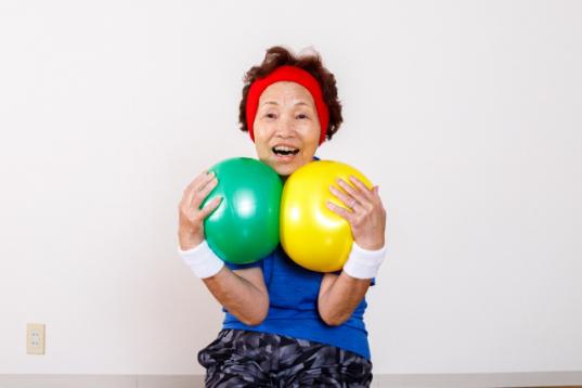 高齢者の運動はなぜ大切?効果的な方法や注意は?の画像