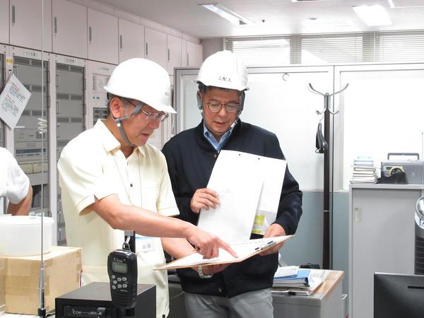 ヴィンテージ・ヴィラ横須賀、防災訓練を実施しましたの画像