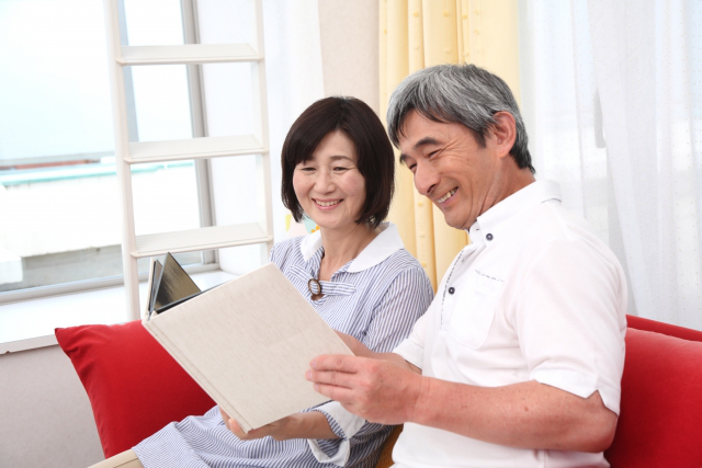 老人ホームへ入居するタイミング、そのきっかけとは?の画像