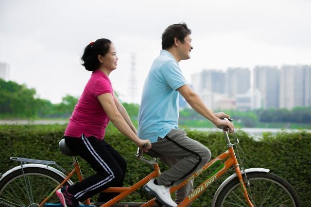 高齢者の安全な自転車の選び方とは?相場価格も紹介!の画像