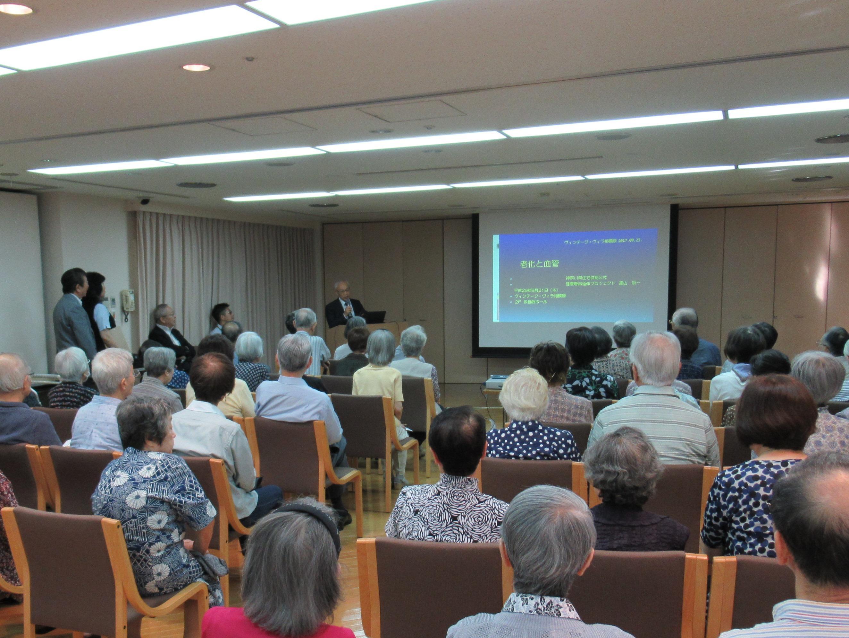 20170921_dr. tooyama's speech_2.jpg