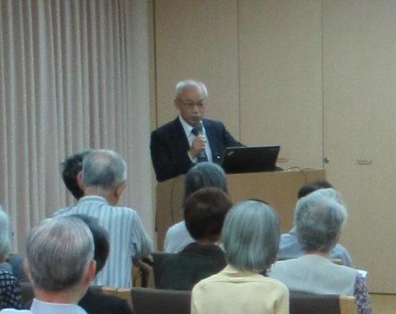 20170921_dr. tooyama's speech_1.jpg